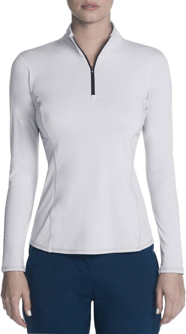 Skechers Women's Go Golf Long Sleeve ¼ Zip Golf Top product image