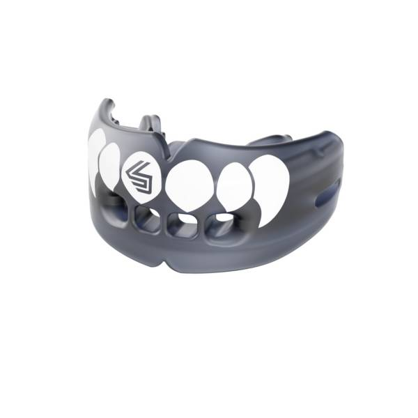 Shock Doctor Adult Fang Strapless Double Braces Mouthguard product image