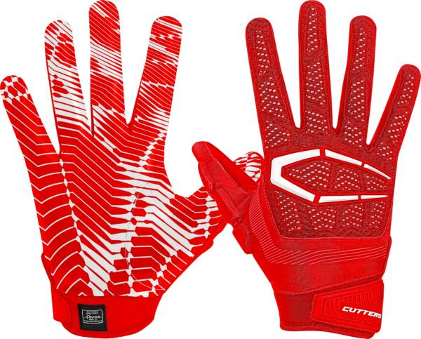 Cutters Adult Gamer 3.0 Padded Receiver Gloves product image