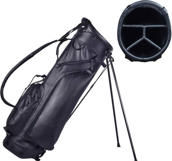 Sun Mountain Men's Leather Stand Golf Bag product image