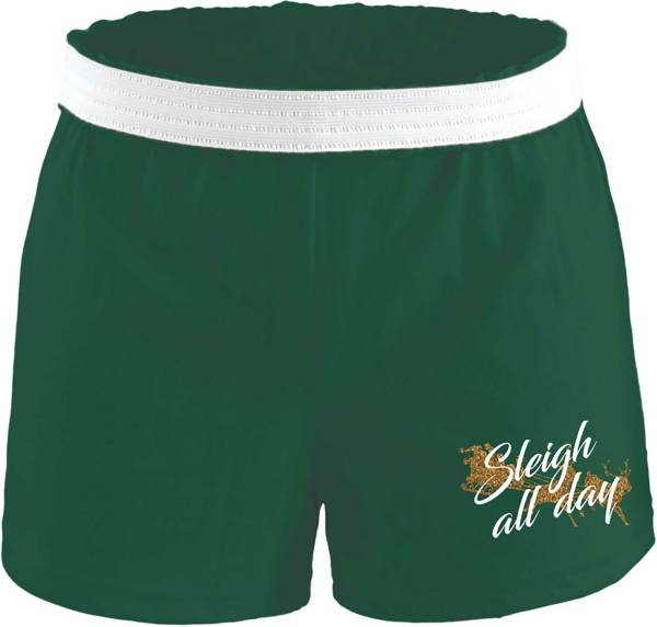Soffe Women's Holiday Graphic Cheer Shorts product image