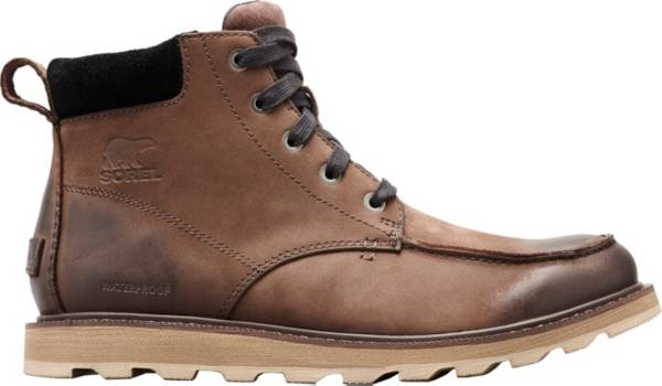 SOREL Men's Madson Moc Toe Waterproof Casual Boots product image