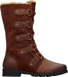 1e440028718 SOREL Women's Emelie Lace Waterproof 100g Winter Boots | DICK'S ...