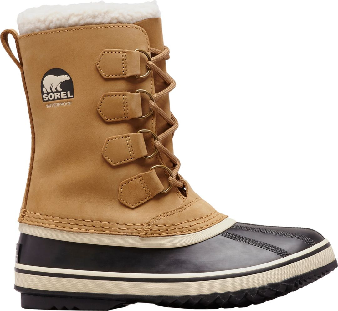 ab9307922f1 SOREL Women's 1964 PAC 2 Waterproof Insulated Winter Boots