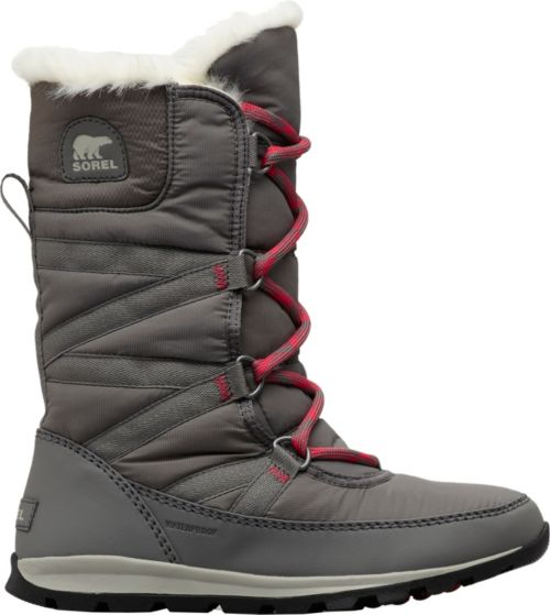 SOREL Women s Whitney Tall Lace II Waterproof 200g Winter Boots.  noImageFound. Previous 6e0007e65