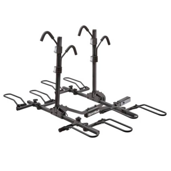 SportRack Crest 4 Deluxe Locking Hitch Mount 4-Bike Rack product image