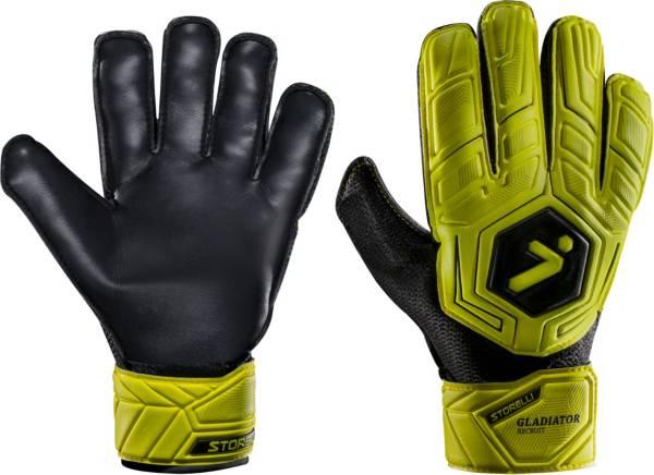 Storelli Youth Gladiator 2.0 Recruit Finger Spine Soccer Goalkeeper Gloves product image
