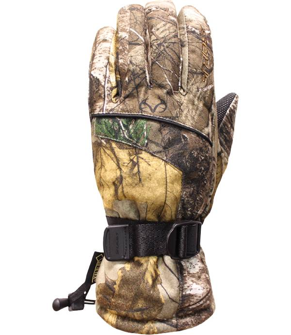 Seirus Trail Camo Insulated Hunting Gloves product image