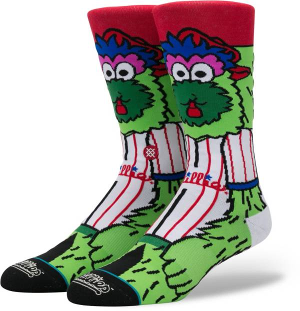 Stance Philadelphia Phillies Mascot Crew Socks product image