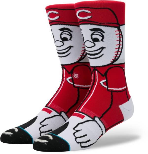 Stance Cincinnati Reds Mascot Crew Socks product image