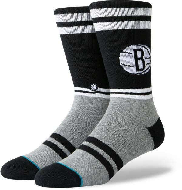 Stance Brooklyn Nets City Gym Crew Socks product image