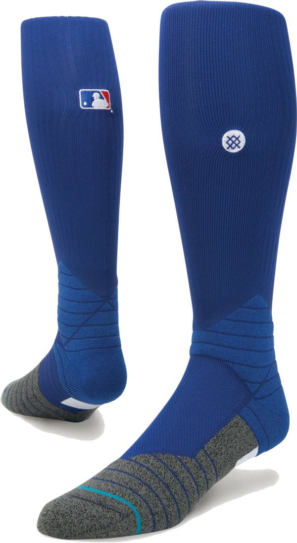 Stance Youth MLB Royal Diamond Pro On-Field Bright Royal Sock product image