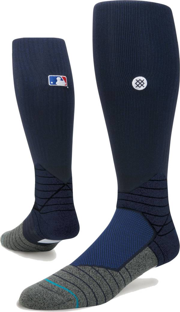 Stance Youth MLB Diamond Pro On-Field Navy Sock product image