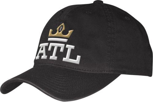 Starter Men s Atlanta Legends Slouch Black Adjustable Hat. noImageFound. 1 85874848b