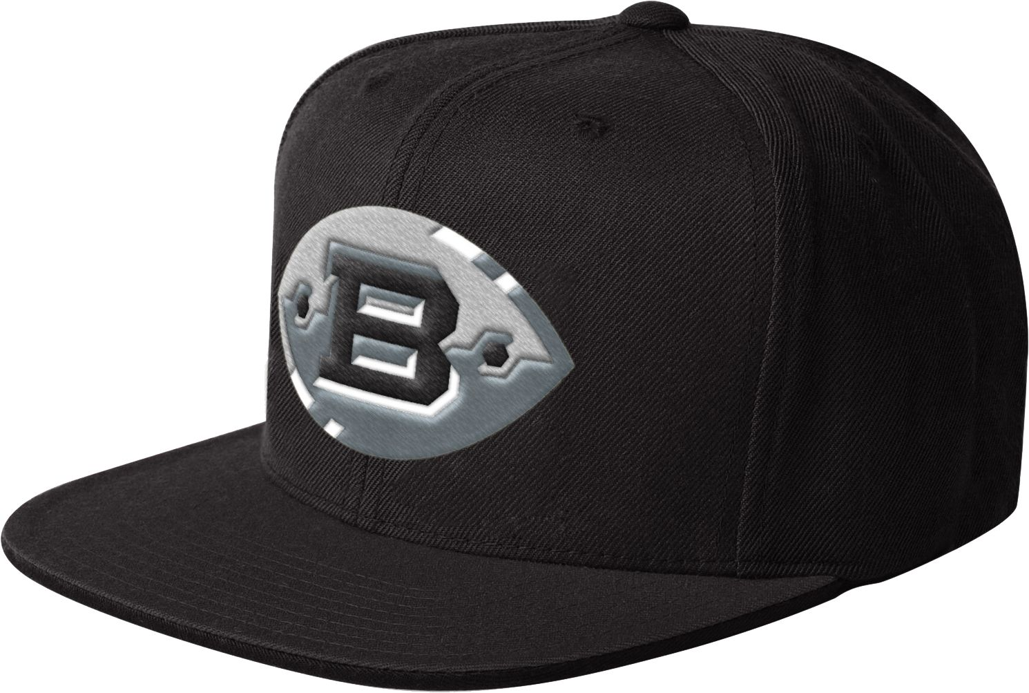 Black Adjustable Snapback Hat. noImageFound. 1 Starter Men\u0027s Birmingham Iron Structured