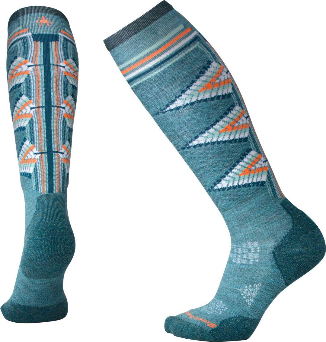 911298dc2874b Smartwool Women's PhD Ski Light Pattern Socks | DICK'S Sporting Goods