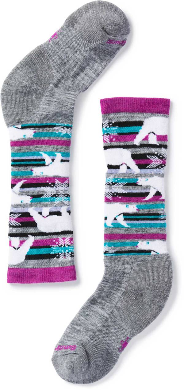 Smartwool Youth Wintersport Polar Bear Socks product image