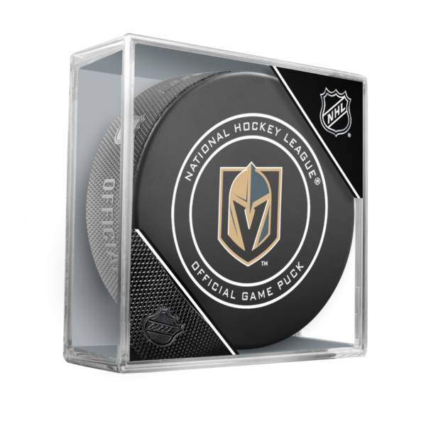 Sher-Wood Vegas Golden Knights Autograph Puck product image