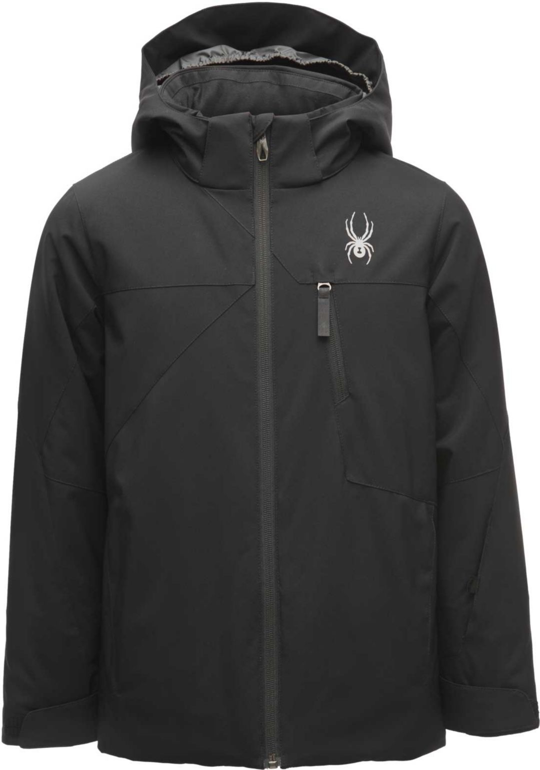 double coupon new cheap online Spyder Boys' Ambush Jacket
