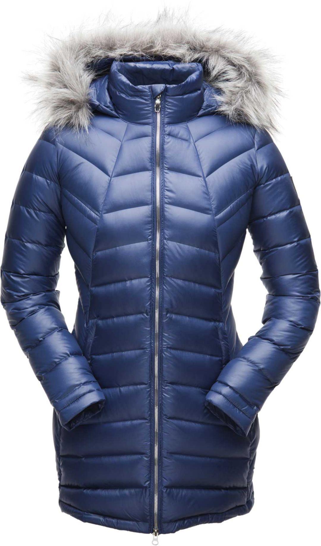 1e21fb577 Spyder Women's Syrround Faux Fur Jacket