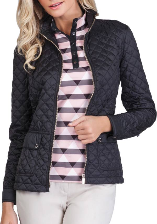 Tail Women's Perla Quilted Golf Jacket product image