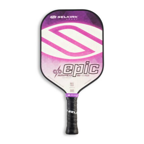 Sellkirk Amped Epic Lightweight Pickleball Paddle product image