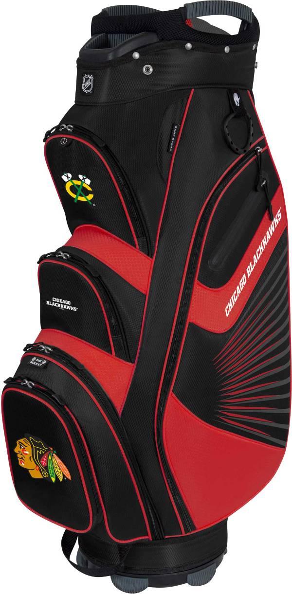 Team Effort Chicago Blackhawks Bucket II Cooler Cart Bag product image