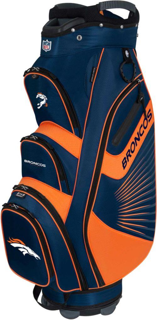 Team Effort Denver Broncos Bucket Ii Cooler Cart Golf Bag Noimagefound Previous