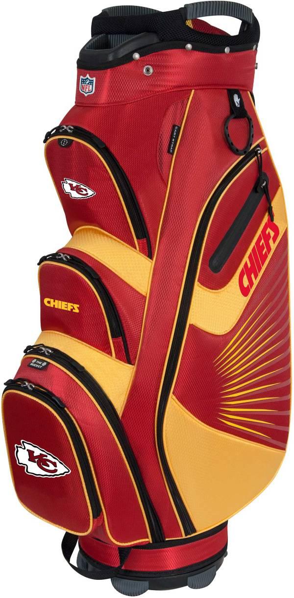 Team Effort Kansas City Chiefs Bucket II Cooler Cart Bag product image