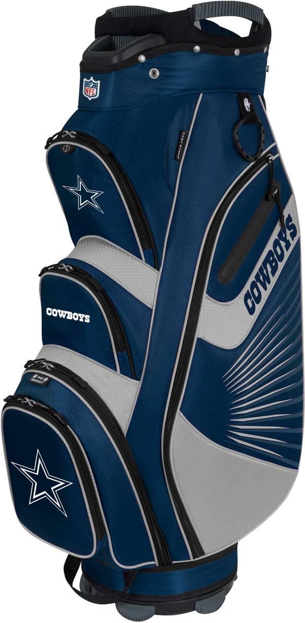 Team Effort Dallas Cowboys Bucket II Cooler Cart Bag product image