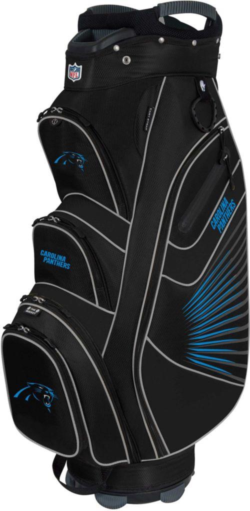 Team Effort Carolina Panthers Bucket Ii Cooler Cart Golf Bag Noimagefound Previous