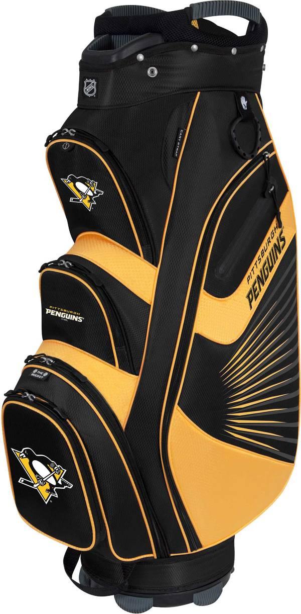 Team Effort Pittsburgh Penguins Bucket II Cooler Cart Bag product image