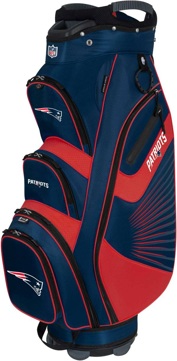 Team Effort New England Patriots Bucket II Cooler Cart Bag product image