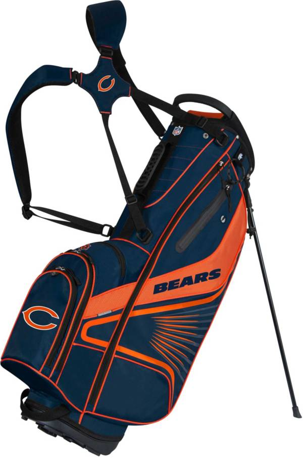 Team Effort Chicago Bears Gridiron III Stand Bag product image
