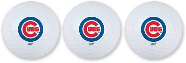 Team Effort Chicago Cubs Golf Balls - 3 Pack product image