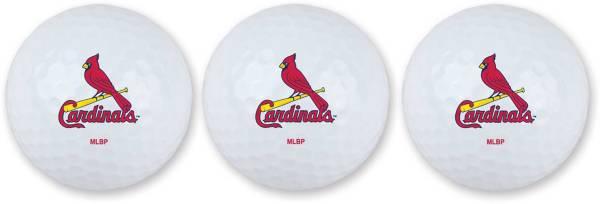 Team Effort St. Louis Cardinals Golf Balls - 3 Pack product image
