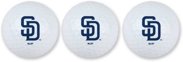 Team Effort San Diego Padres Golf Balls - 3 Pack product image