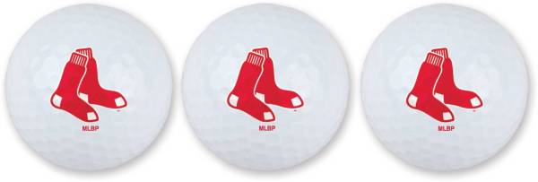 Team Effort Boston Red Sox Golf Balls - 3 Pack product image