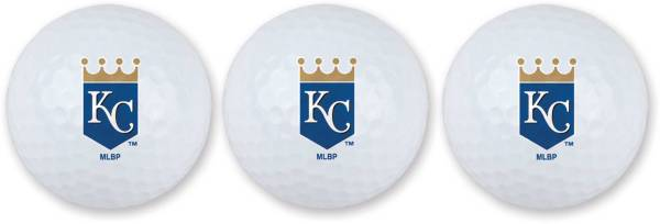Team Effort Kansas City Royals Golf Balls - 3 Pack product image