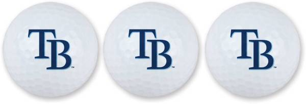 Team Effort Tampa Bay Rays Golf Balls - 3 Pack product image