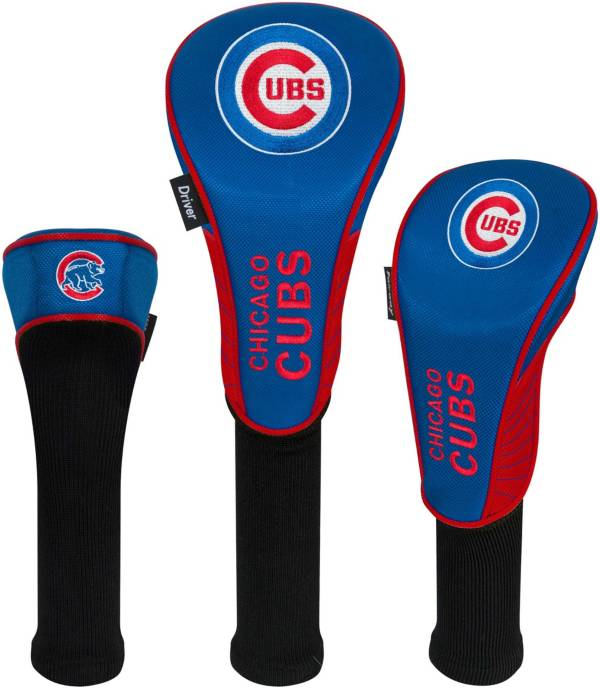 Team Effort Chicago Cubs Headcovers - 3 Pack product image