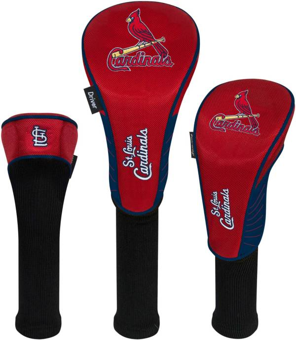 Team Effort St. Louis Cardinals Headcovers - 3 Pack product image