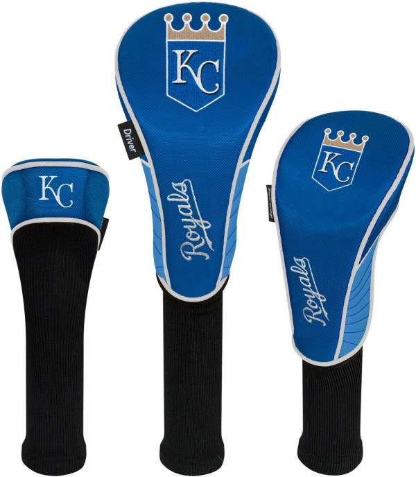 Team Effort Kansas City Royals Headcovers - 3 Pack product image