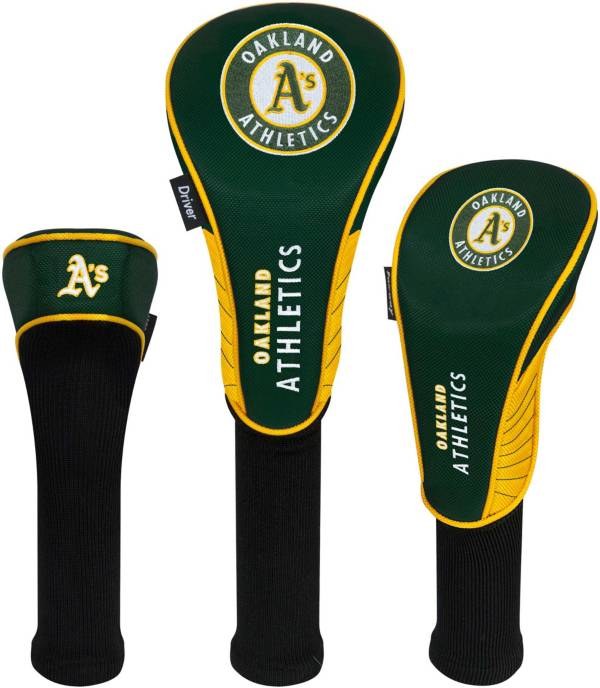 Team Effort Oakland Athletics Headcovers - 3 Pack product image