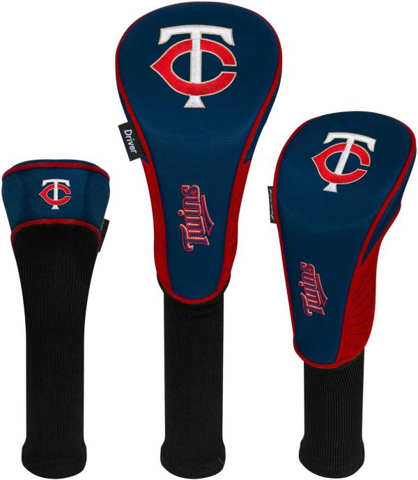 Team Effort Minnesota Twins Headcovers - 3 Pack product image