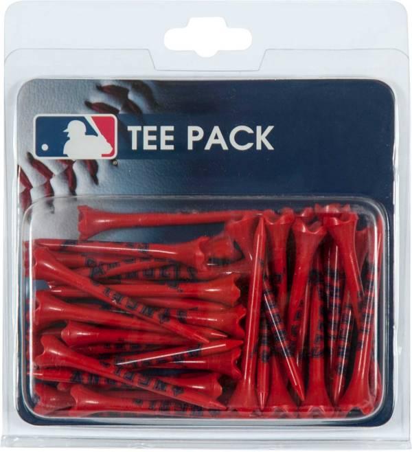 """Team Effort Los Angeles Angels 2.75"""" Golf Tees - 40 Pack product image"""