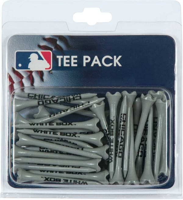 """Team Effort Chicago White Sox 2.75"""" Golf Tees - 40 Pack product image"""