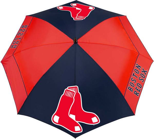 "Team Effort Boston Red Sox 62"" Windsheer Lite Golf Umbrella product image"
