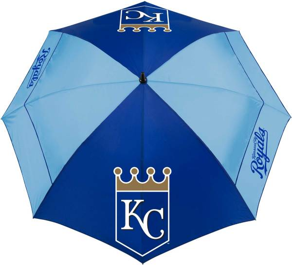 "Team Effort Kansas City Royals 62"" Windsheer Lite Golf Umbrella product image"