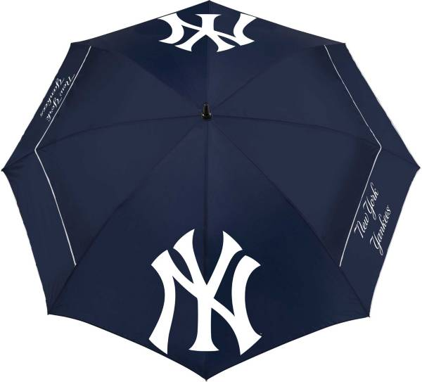 "Team Effort New York Yankees 62"" Windsheer Lite Golf Umbrella product image"